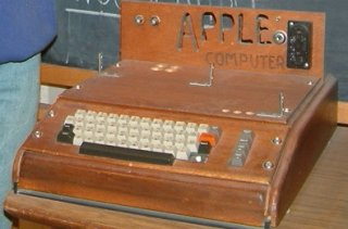 Apple I en el Smithsonian Museum