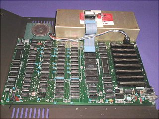 Placa base Apple II+