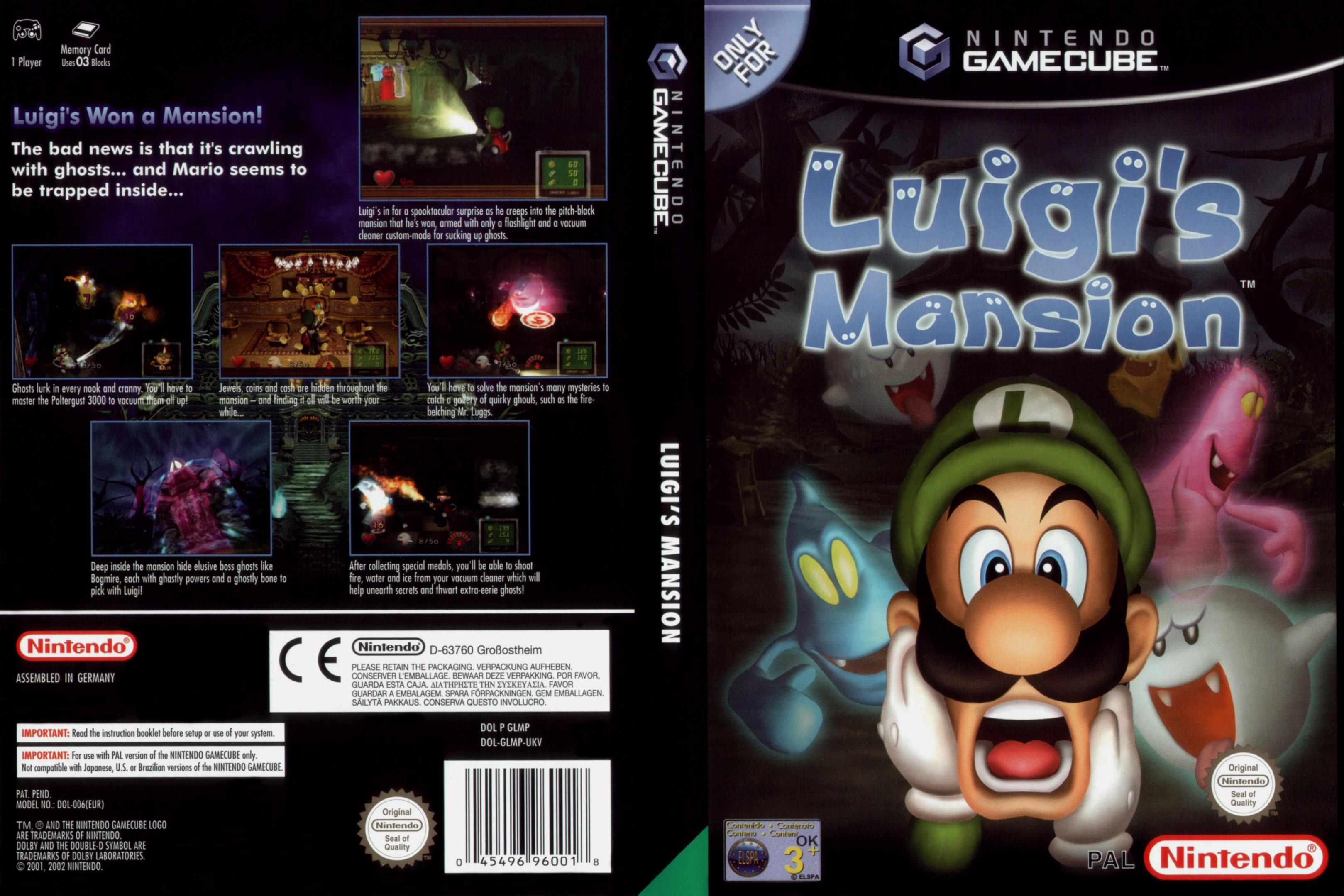 Nintendo Game Cube - Lista de juegos y Hardware