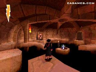 Playstation 1 Harry Potter Y La Piedra Filosofal