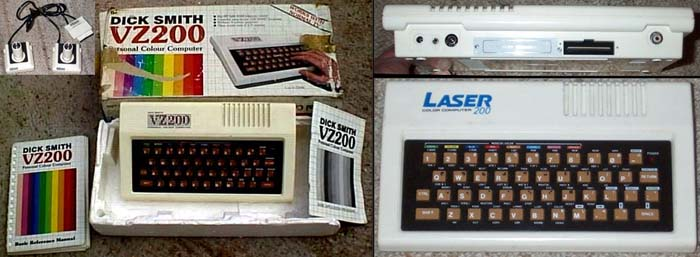 Laser 200-Dick Smith VZ200