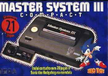 Master System III