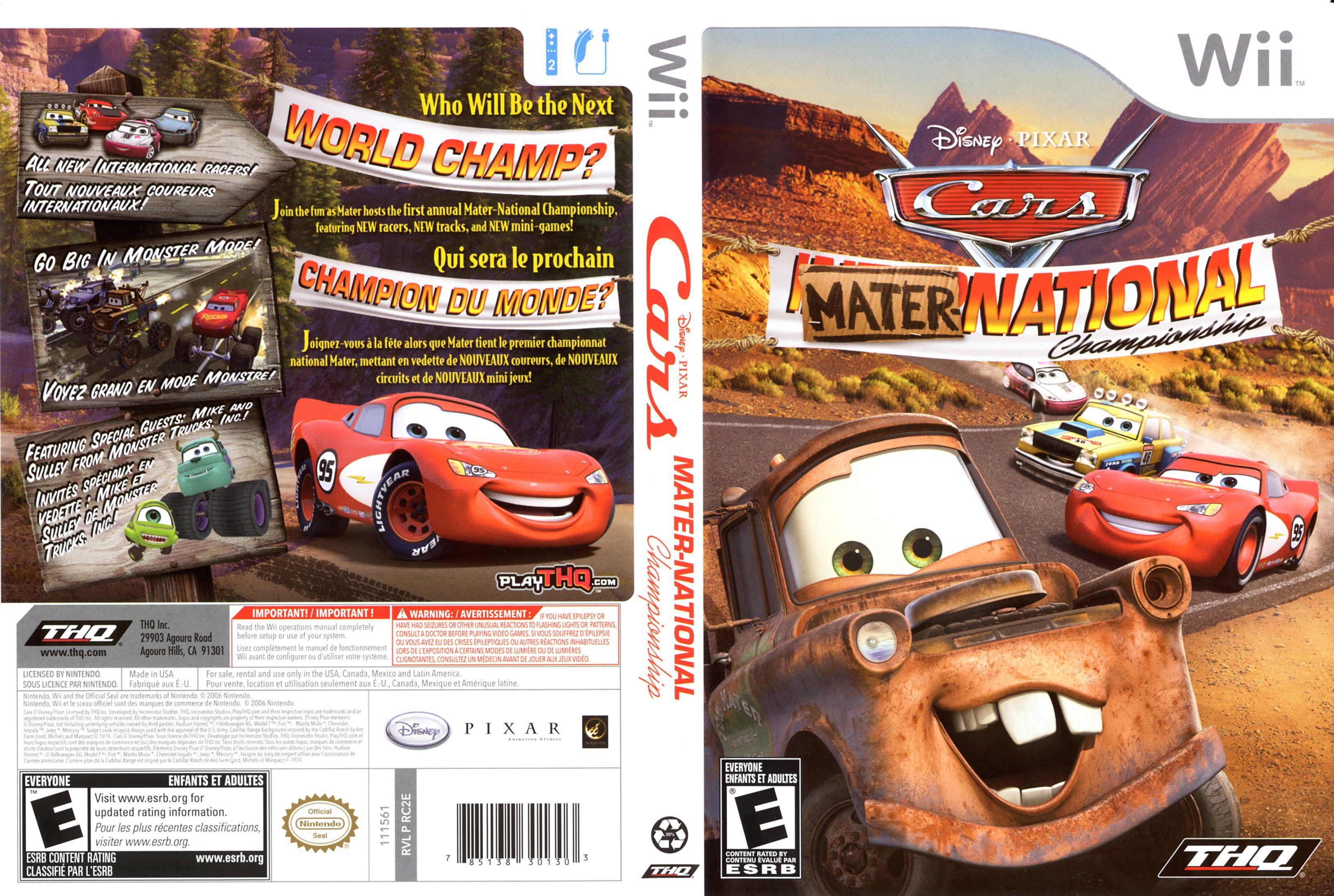 Juegos Cars Toon