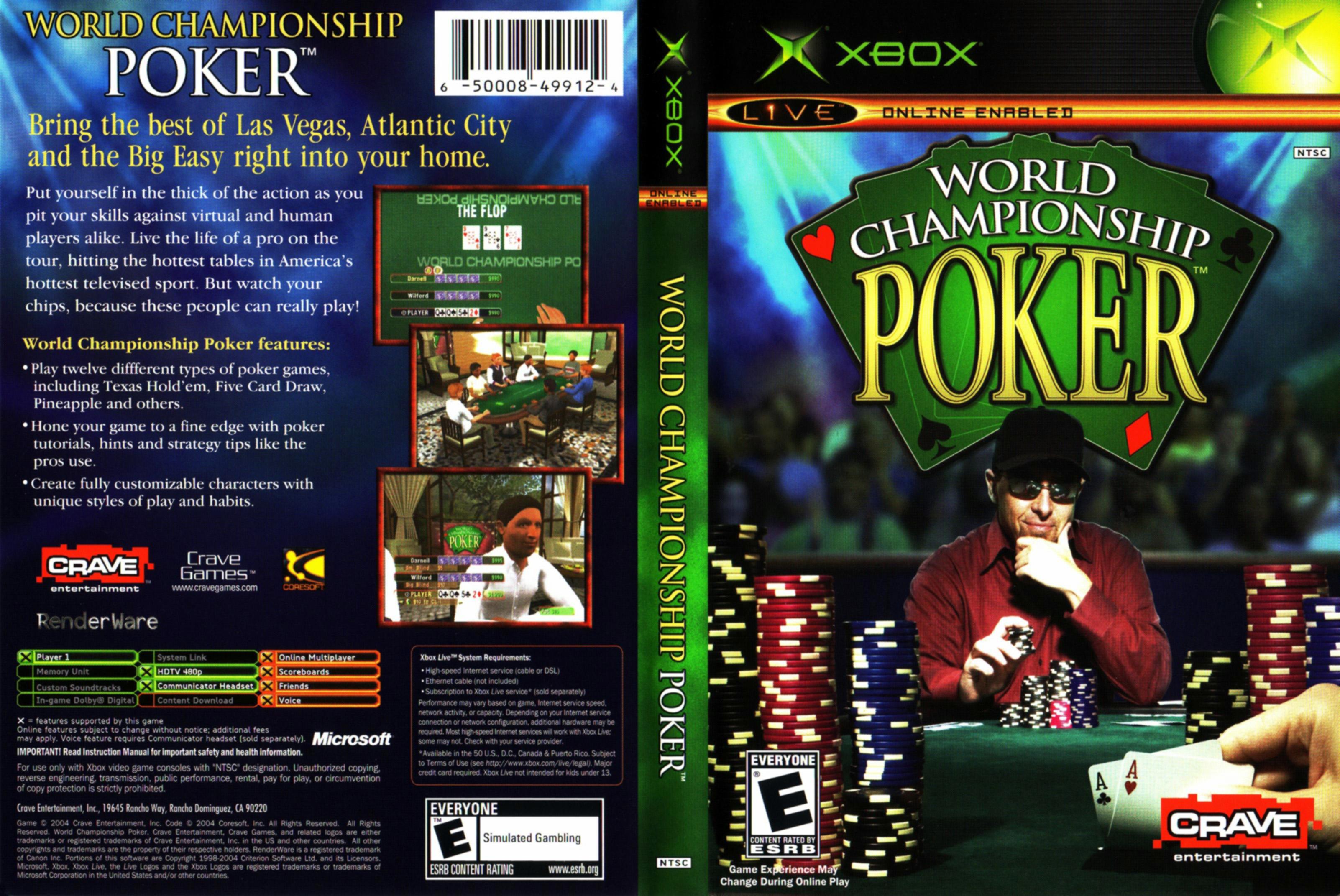poker world series