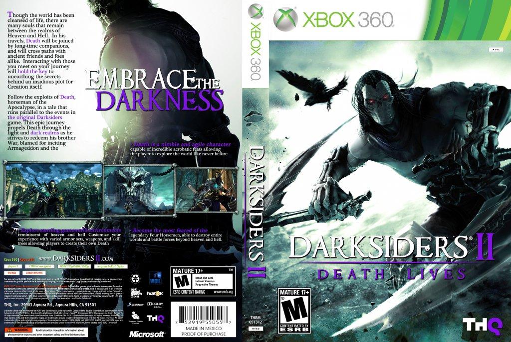 Darksiders 2 Voces Espa Ol Generator